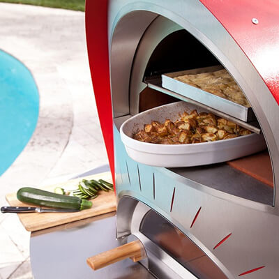 Outdoor Wood Ovens