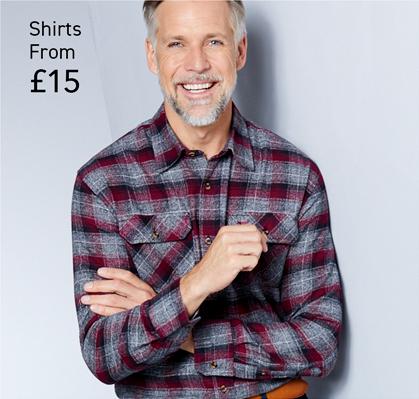 Shop Mens Shirts