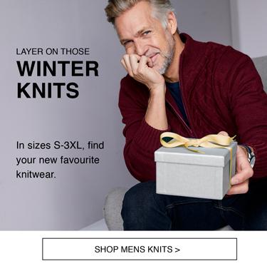 Shop Mens Knitwear