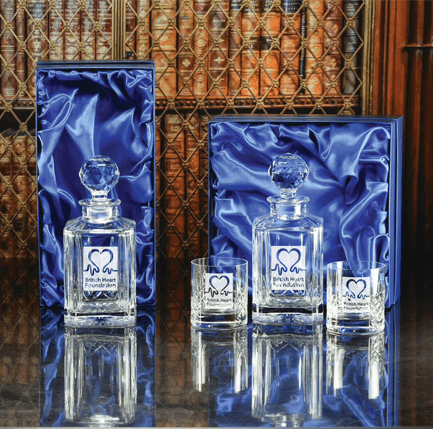 Click here to view our range of salisbury decanters