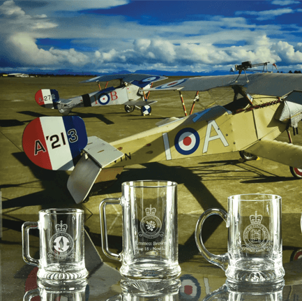 Click here to view our tankards