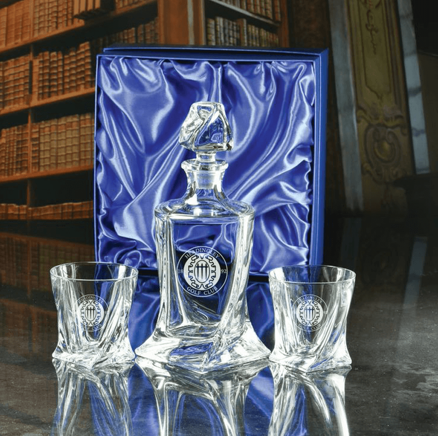 Click here to view our barley decanters