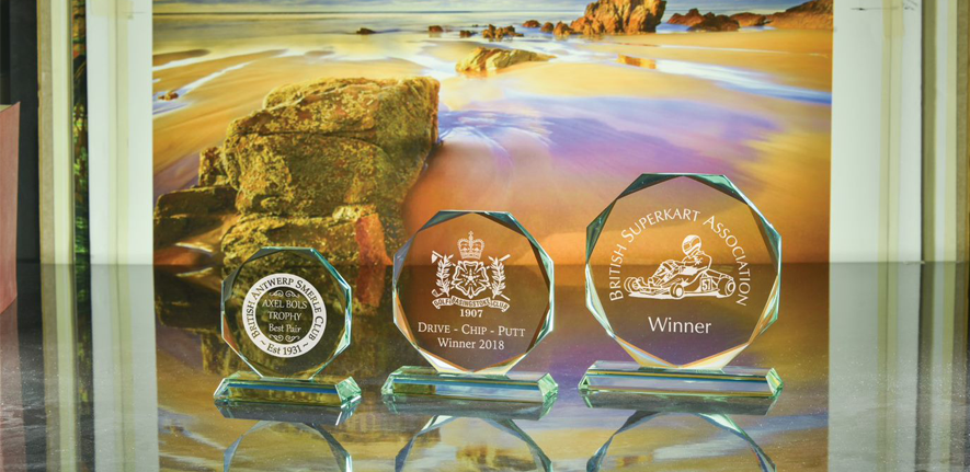 Click here to view our octagonal plaques