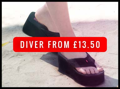Diver from £15