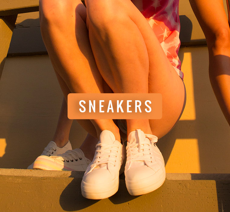 View Our New Spring Summer 2017 Sneakers