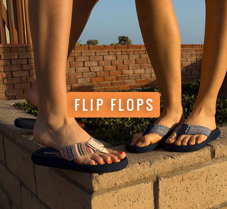 New Spring Summer Flip Flops