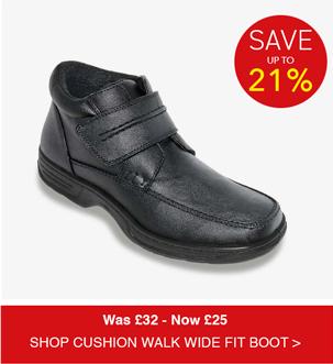 Shop Cushion Walk Wide-Fit Boot
