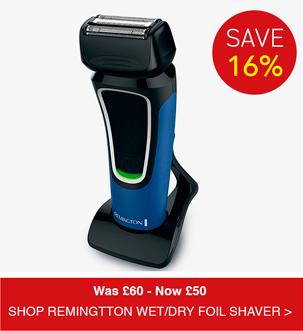 Shop Remington Wet Dry Foil Shaver