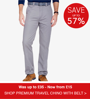 Shop Water Resistant Action Style Trousers