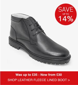Shop Sherpa Fleece Lined Leather Boot