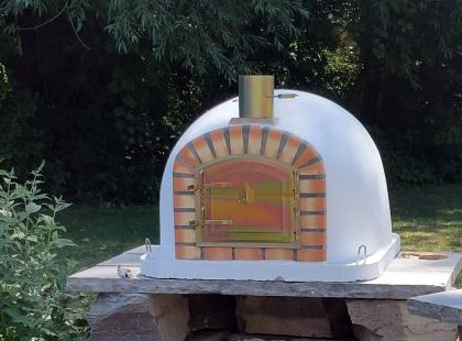 How To Cure Your Outdoor Oven