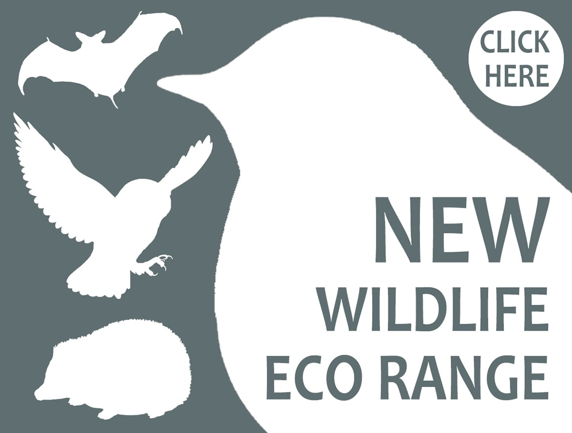 New Eco Nest Box Range