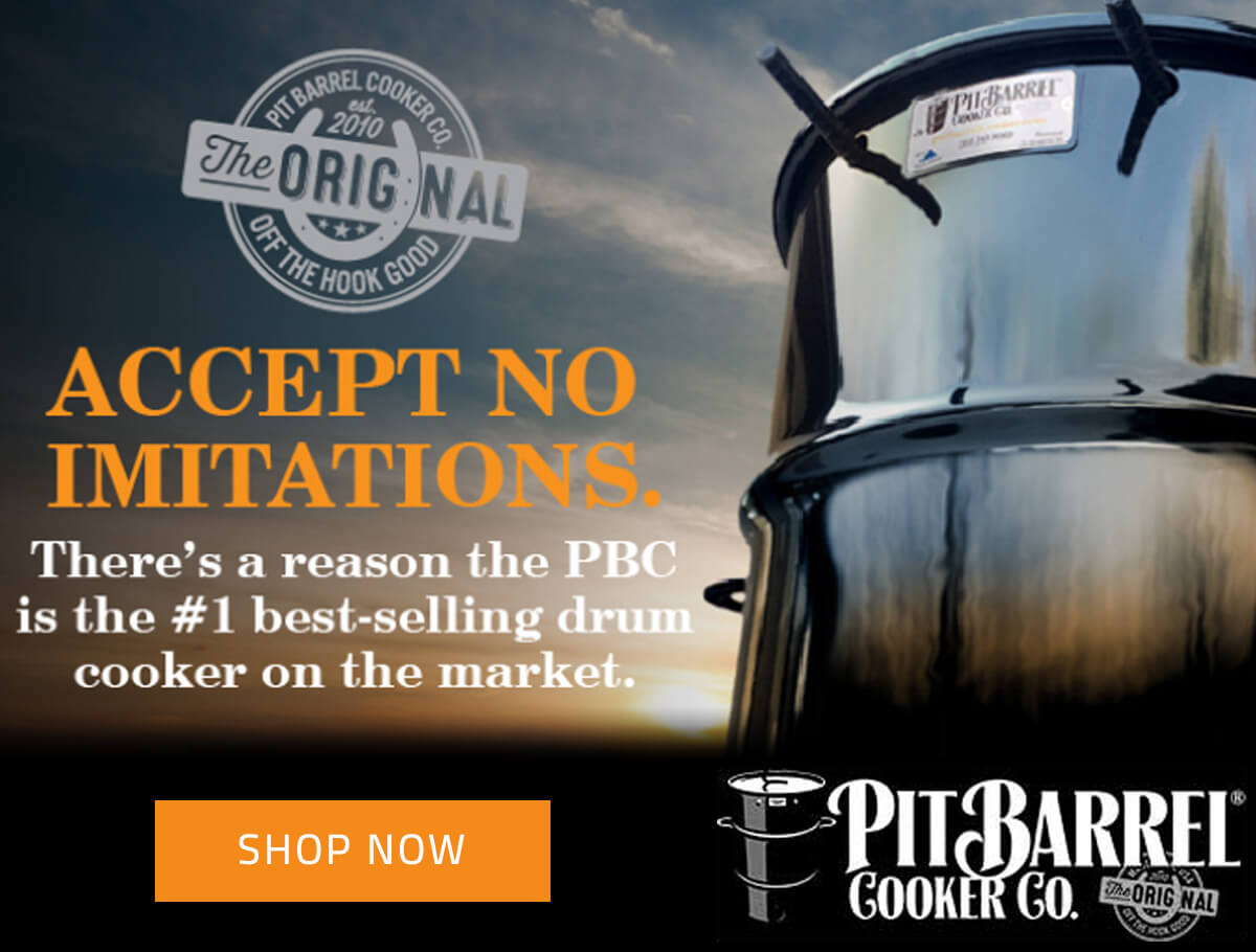 Pit Barrel Cooker and Smoker Grill