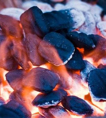 Lighting a Charcoal BBQ