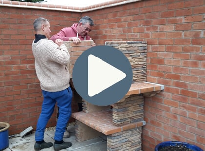 Building A Masonry Barbecue