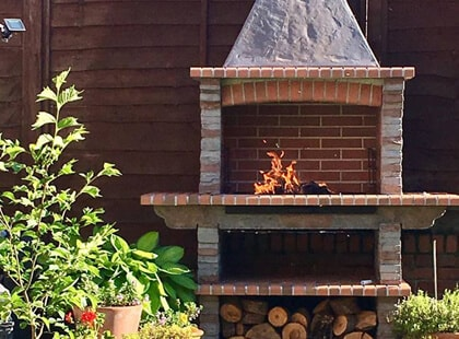 Using Your Masonry BBQ