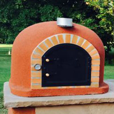 Outdoor Clay Oven