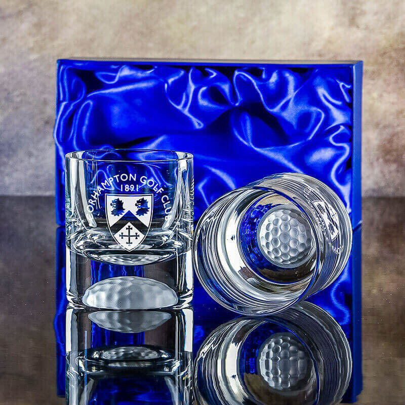 Click here to view our Golfing Crystal
