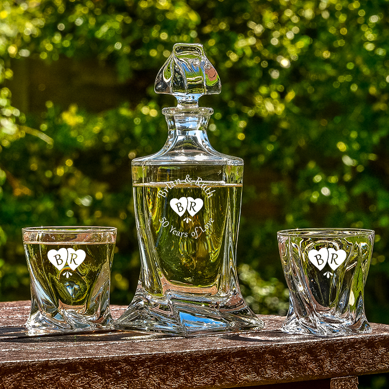 Click here to view Decanters