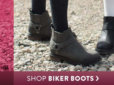 Rebel Spirit: Moto Inspired Boots